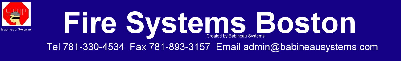 Fire Systems Boston