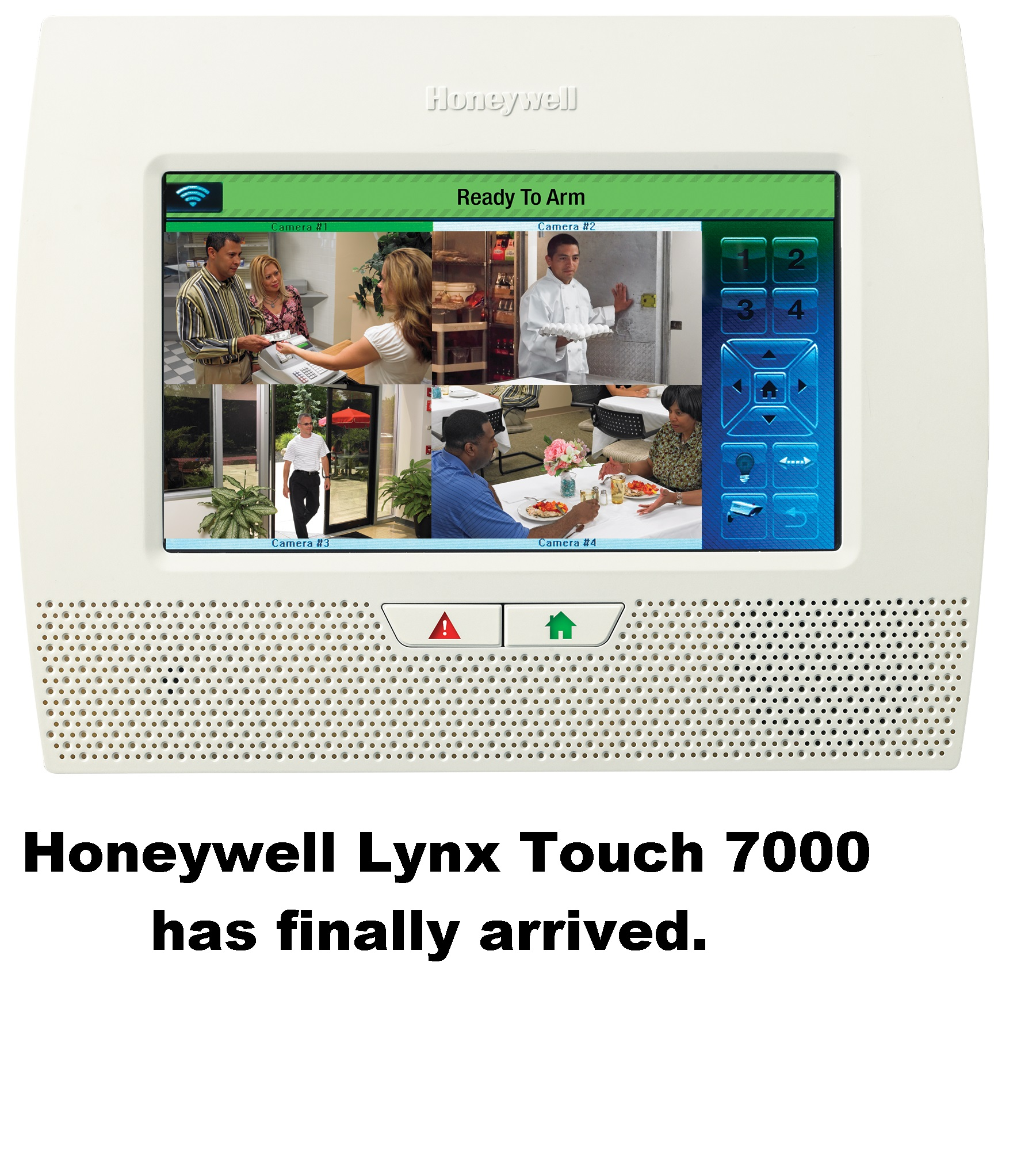 Lynx Touch 7000