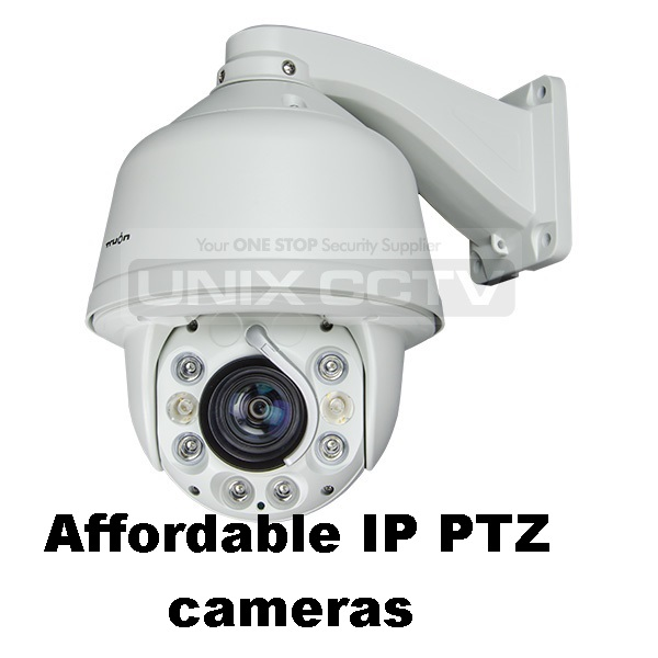 Affordable IP PTZ