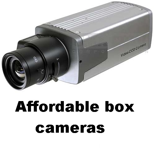 Affordable Box Cameras