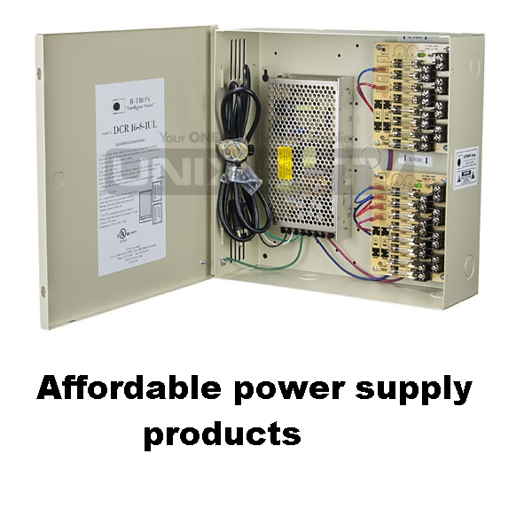 Affordable Power Supply