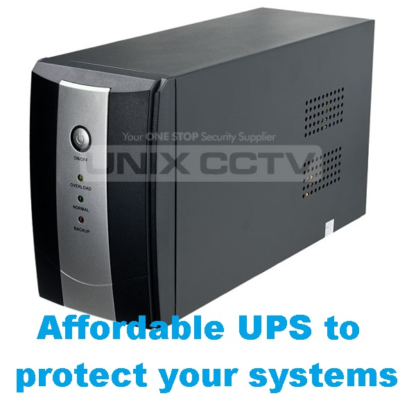 Affordable UPS