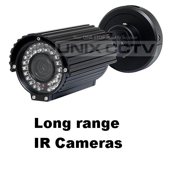 Long Range IR Cameras